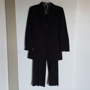 Anne Klein black suit